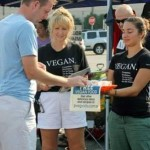Outreach at Farmers Market