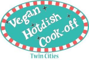 Vegan Hotdish Cook-Off Logo